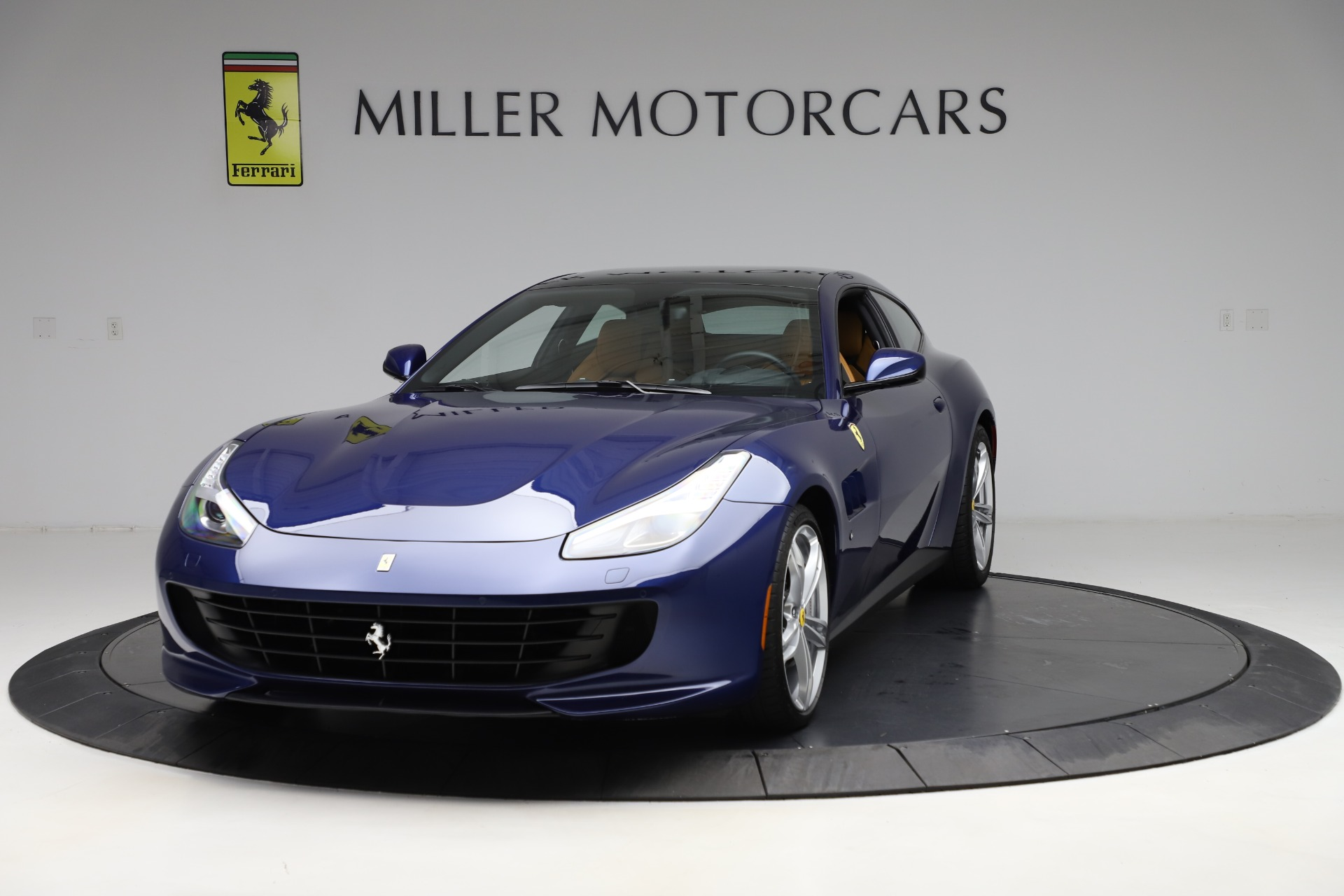 Used 2019 Ferrari GTC4Lusso for sale Sold at Pagani of Greenwich in Greenwich CT 06830 1