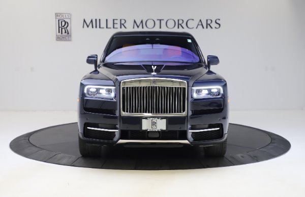 Used 2019 Rolls-Royce Cullinan for sale $319,900 at Pagani of Greenwich in Greenwich CT 06830 2