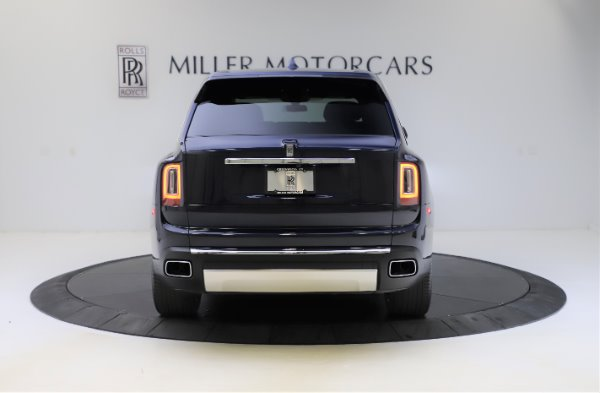 Used 2019 Rolls-Royce Cullinan for sale $319,900 at Pagani of Greenwich in Greenwich CT 06830 5