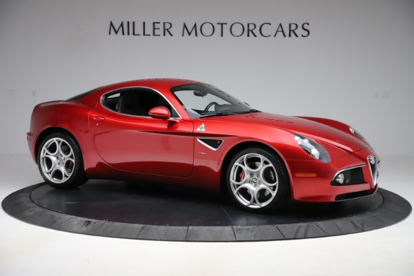 Used 2008 Alfa Romeo 8C Competizione for sale Sold at Pagani of Greenwich in Greenwich CT 06830 10