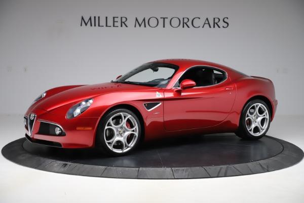 Used 2008 Alfa Romeo 8C Competizione for sale Sold at Pagani of Greenwich in Greenwich CT 06830 2