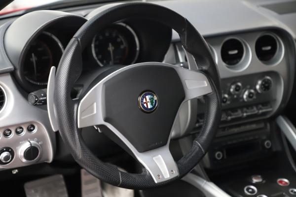 Used 2008 Alfa Romeo 8C Competizione for sale Sold at Pagani of Greenwich in Greenwich CT 06830 20