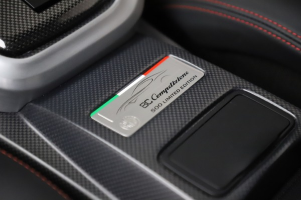Used 2008 Alfa Romeo 8C Competizione for sale Sold at Pagani of Greenwich in Greenwich CT 06830 23