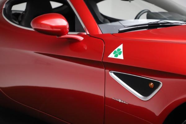 Used 2008 Alfa Romeo 8C Competizione for sale Sold at Pagani of Greenwich in Greenwich CT 06830 27