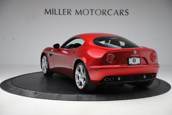 Used 2008 Alfa Romeo 8C Competizione for sale Sold at Pagani of Greenwich in Greenwich CT 06830 5