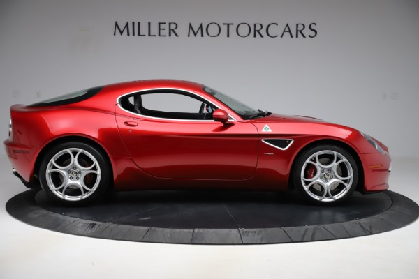 Used 2008 Alfa Romeo 8C Competizione for sale Sold at Pagani of Greenwich in Greenwich CT 06830 9
