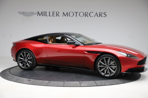 Used 2020 Aston Martin DB11 V8 Coupe for sale Sold at Pagani of Greenwich in Greenwich CT 06830 10