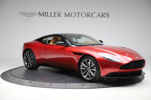 Used 2020 Aston Martin DB11 V8 Coupe for sale Sold at Pagani of Greenwich in Greenwich CT 06830 11