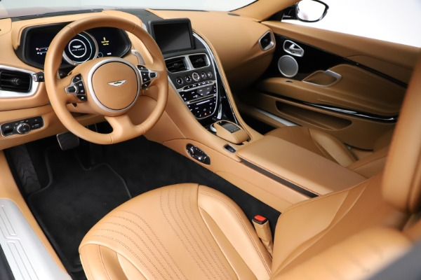 Used 2020 Aston Martin DB11 V8 Coupe for sale Sold at Pagani of Greenwich in Greenwich CT 06830 12