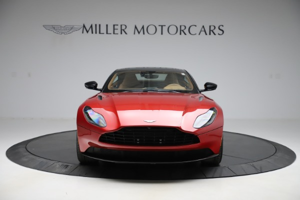 Used 2020 Aston Martin DB11 V8 Coupe for sale Sold at Pagani of Greenwich in Greenwich CT 06830 2