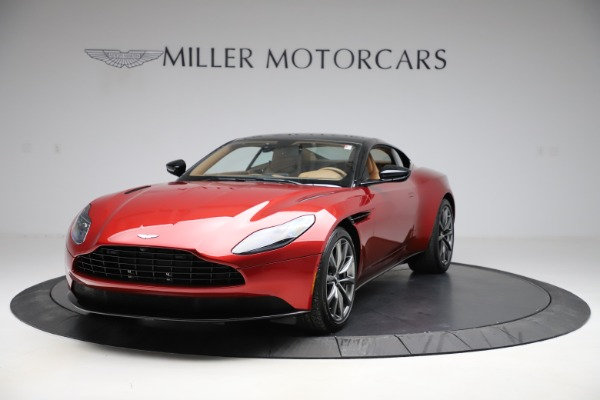 Used 2020 Aston Martin DB11 V8 Coupe for sale Sold at Pagani of Greenwich in Greenwich CT 06830 3