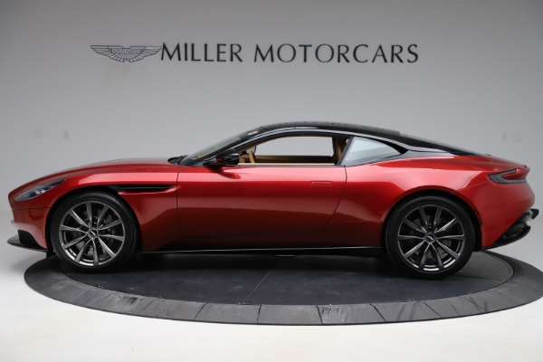 Used 2020 Aston Martin DB11 V8 Coupe for sale Sold at Pagani of Greenwich in Greenwich CT 06830 4