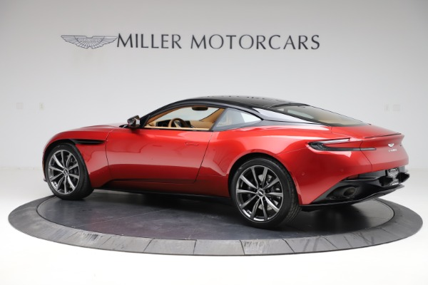 Used 2020 Aston Martin DB11 V8 Coupe for sale Sold at Pagani of Greenwich in Greenwich CT 06830 5