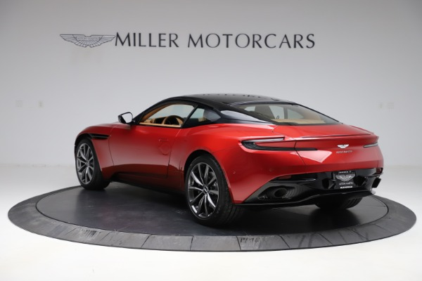 Used 2020 Aston Martin DB11 V8 Coupe for sale Sold at Pagani of Greenwich in Greenwich CT 06830 6