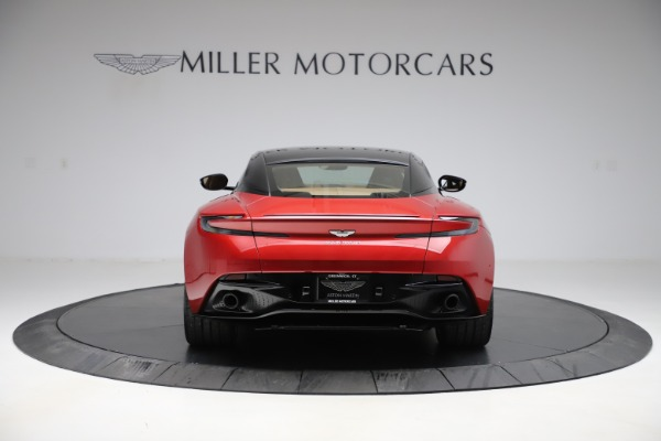 Used 2020 Aston Martin DB11 V8 Coupe for sale Sold at Pagani of Greenwich in Greenwich CT 06830 7