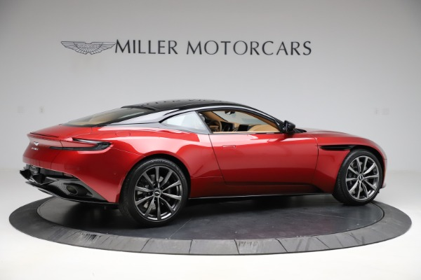 Used 2020 Aston Martin DB11 V8 Coupe for sale Sold at Pagani of Greenwich in Greenwich CT 06830 8
