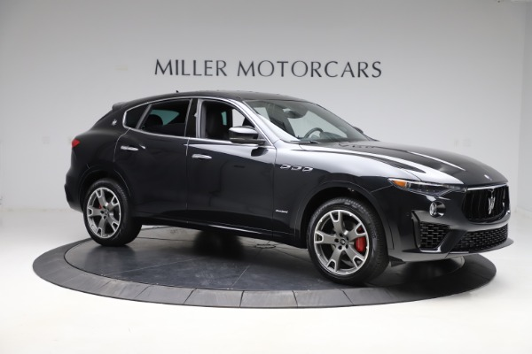 New 2019 Maserati Levante Q4 GranSport for sale Call for price at Pagani of Greenwich in Greenwich CT 06830 10