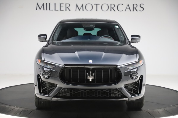 New 2019 Maserati Levante Q4 GranSport for sale Call for price at Pagani of Greenwich in Greenwich CT 06830 12