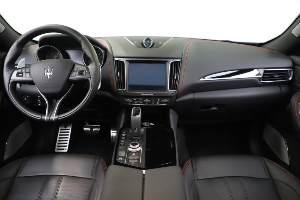 New 2019 Maserati Levante Q4 GranSport for sale Call for price at Pagani of Greenwich in Greenwich CT 06830 16