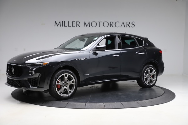 New 2019 Maserati Levante Q4 GranSport for sale Call for price at Pagani of Greenwich in Greenwich CT 06830 2