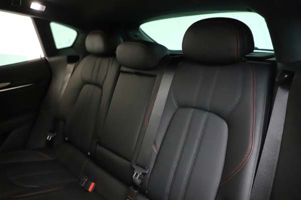 New 2019 Maserati Levante Q4 GranSport for sale Call for price at Pagani of Greenwich in Greenwich CT 06830 20