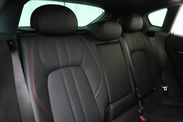 New 2019 Maserati Levante Q4 GranSport for sale Call for price at Pagani of Greenwich in Greenwich CT 06830 26
