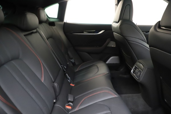 New 2019 Maserati Levante Q4 GranSport for sale Call for price at Pagani of Greenwich in Greenwich CT 06830 27