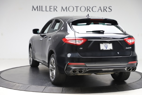 New 2019 Maserati Levante Q4 GranSport for sale Call for price at Pagani of Greenwich in Greenwich CT 06830 5