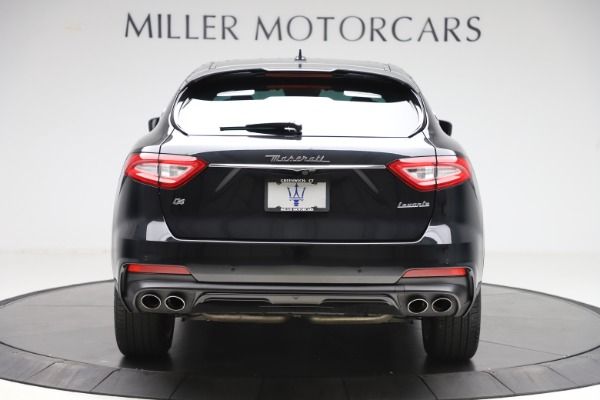 New 2019 Maserati Levante Q4 GranSport for sale Call for price at Pagani of Greenwich in Greenwich CT 06830 6