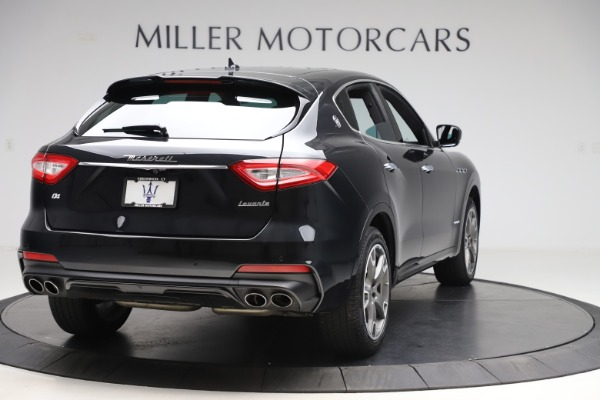 New 2019 Maserati Levante Q4 GranSport for sale Call for price at Pagani of Greenwich in Greenwich CT 06830 7