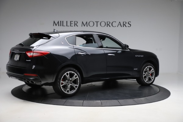 New 2019 Maserati Levante Q4 GranSport for sale Call for price at Pagani of Greenwich in Greenwich CT 06830 8