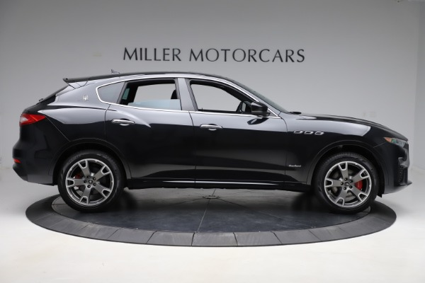 New 2019 Maserati Levante Q4 GranSport for sale Call for price at Pagani of Greenwich in Greenwich CT 06830 9