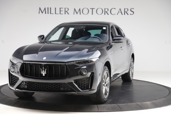 New 2019 Maserati Levante Q4 GranSport for sale Call for price at Pagani of Greenwich in Greenwich CT 06830 1