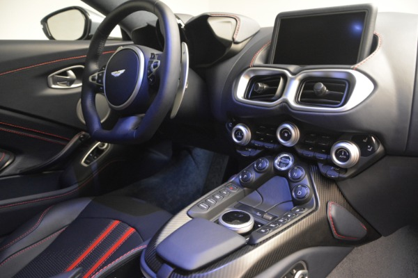 Used 2019 Aston Martin Vantage Coupe for sale $139,900 at Pagani of Greenwich in Greenwich CT 06830 17