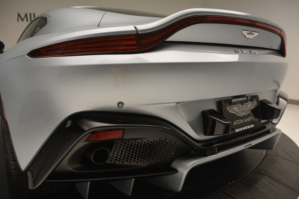 Used 2019 Aston Martin Vantage Coupe for sale $139,900 at Pagani of Greenwich in Greenwich CT 06830 20