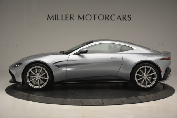 Used 2019 Aston Martin Vantage Coupe for sale $139,900 at Pagani of Greenwich in Greenwich CT 06830 3