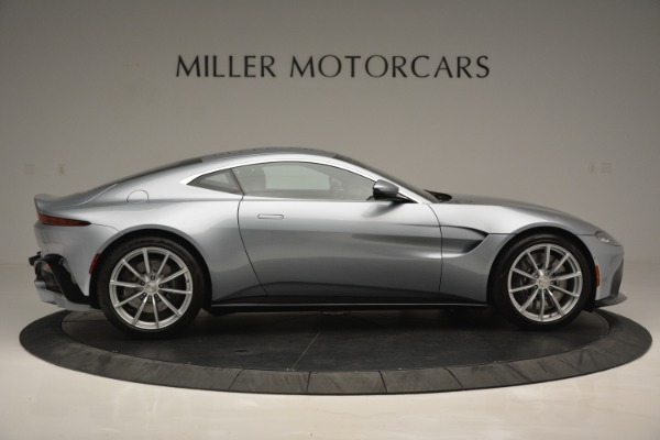 Used 2019 Aston Martin Vantage Coupe for sale $139,900 at Pagani of Greenwich in Greenwich CT 06830 9