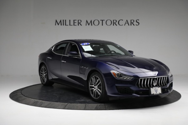 New 2019 Maserati Ghibli S Q4 for sale $90,765 at Pagani of Greenwich in Greenwich CT 06830 11