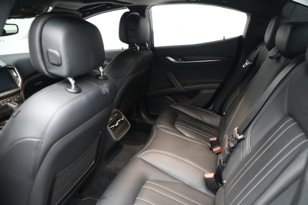 New 2019 Maserati Ghibli S Q4 for sale $90,765 at Pagani of Greenwich in Greenwich CT 06830 14