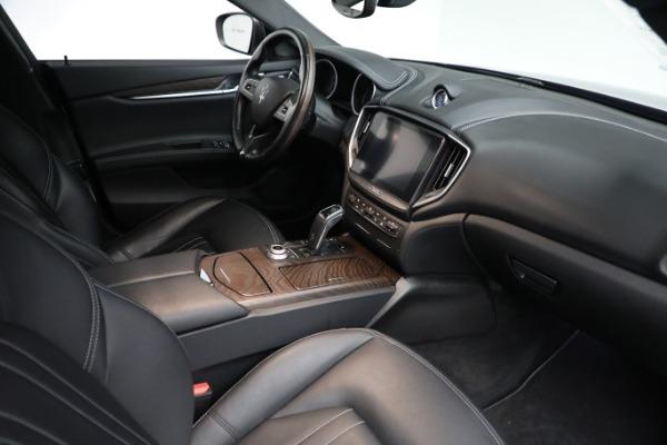 New 2019 Maserati Ghibli S Q4 for sale $90,765 at Pagani of Greenwich in Greenwich CT 06830 16