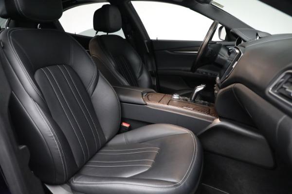 New 2019 Maserati Ghibli S Q4 for sale $90,765 at Pagani of Greenwich in Greenwich CT 06830 17
