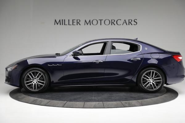 New 2019 Maserati Ghibli S Q4 for sale $90,765 at Pagani of Greenwich in Greenwich CT 06830 3