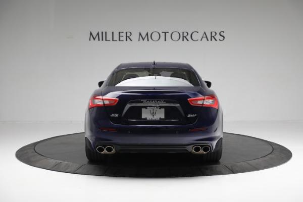 New 2019 Maserati Ghibli S Q4 for sale $90,765 at Pagani of Greenwich in Greenwich CT 06830 6