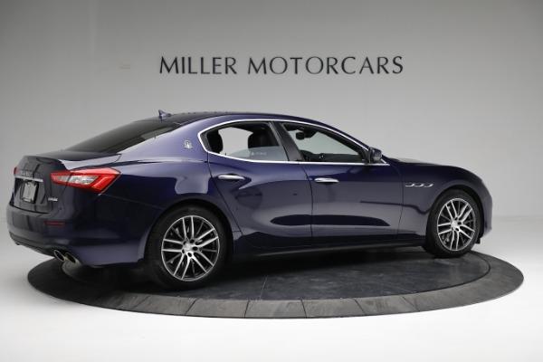 New 2019 Maserati Ghibli S Q4 for sale $90,765 at Pagani of Greenwich in Greenwich CT 06830 8