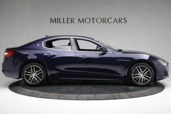 New 2019 Maserati Ghibli S Q4 for sale $90,765 at Pagani of Greenwich in Greenwich CT 06830 9