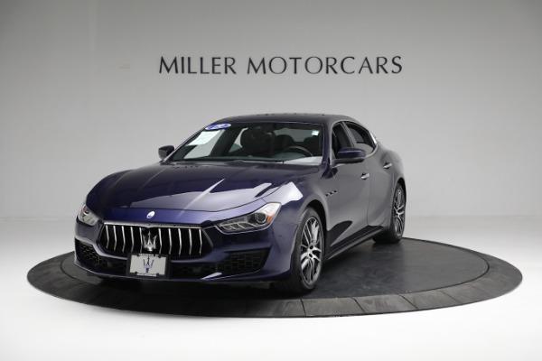 New 2019 Maserati Ghibli S Q4 for sale $90,765 at Pagani of Greenwich in Greenwich CT 06830 1