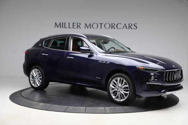 New 2019 Maserati Levante GranLusso for sale Sold at Pagani of Greenwich in Greenwich CT 06830 10