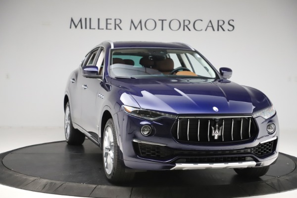 New 2019 Maserati Levante GranLusso for sale Sold at Pagani of Greenwich in Greenwich CT 06830 11