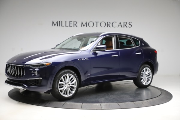 New 2019 Maserati Levante GranLusso for sale Sold at Pagani of Greenwich in Greenwich CT 06830 2