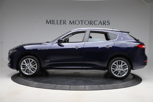 New 2019 Maserati Levante GranLusso for sale Sold at Pagani of Greenwich in Greenwich CT 06830 3